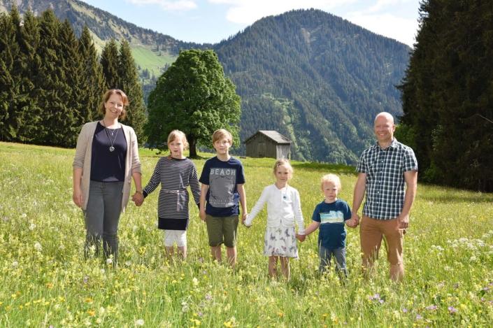 Familie Müller Kofler