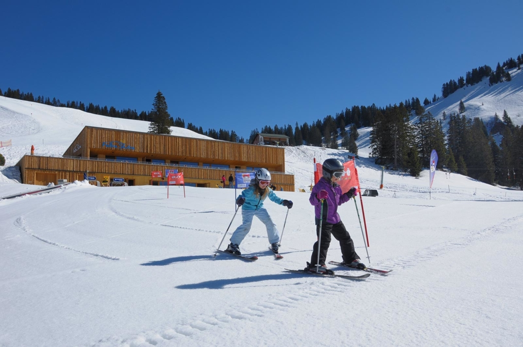 Skifahren Falba Stuba Laterns